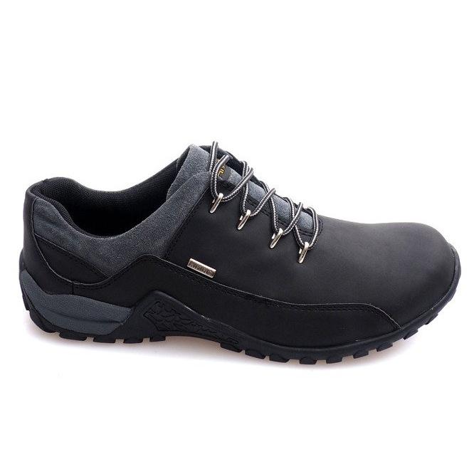 Botas de montaña HLD925 Negras negro
