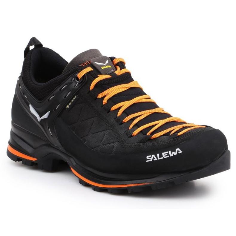 Zapatos Salewa Ms Mtn Trainer 2 Gtx M 61356-0933 negro