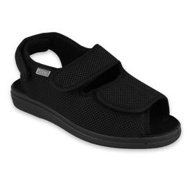 Zapatos befado hombre pu 676M007 negro
