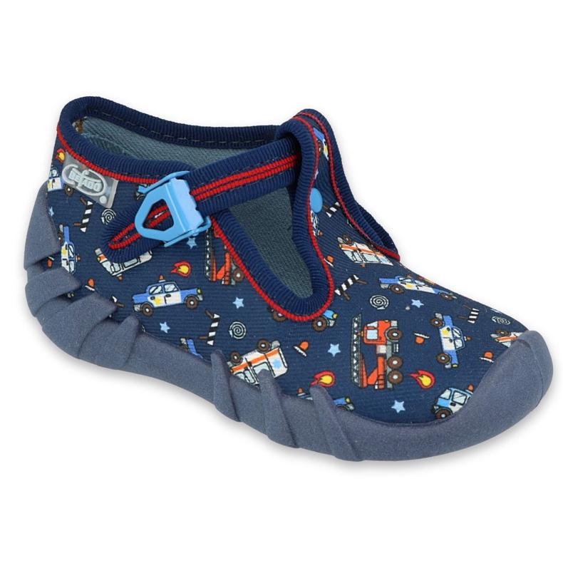 Calzado infantil befado 110P418 azul marino