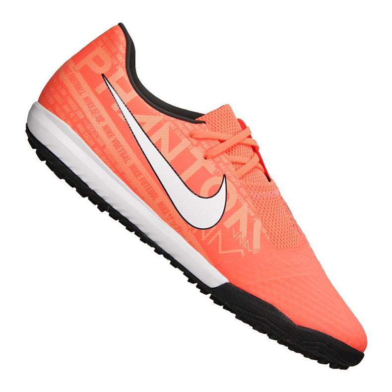Zapatillas de fútbol Nike Phantom Vnm Academy Tf M AO0571-810 naranja