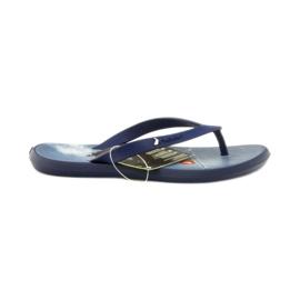 Marina Chanclas azul marino calzado infantil chanclas Rider 1307