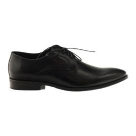Zapatos clásicos de hombre Pilpol 1329 negro