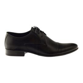 Zapatos para hombre clásico Pilpol 1642 negro