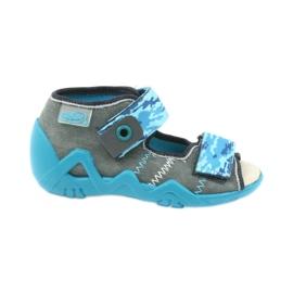 Sandalias Befado para niños con inserción de piel 350P062.