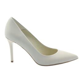 Zapatos Gianmarko 721 beige marrón