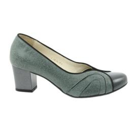 Calzado mujer Espinto 395 tęg G1 / 2 gris