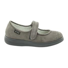Zapatos de mujer Befado Dr.Orto 462D001 gris