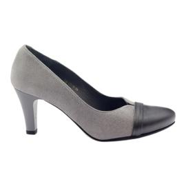 Gris Espinto 532/1 zapatos