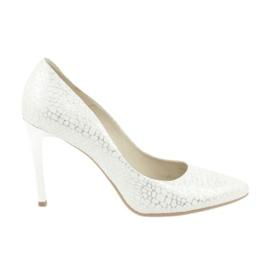 Zapatos de mujer Espinto 456/67 blanco.
