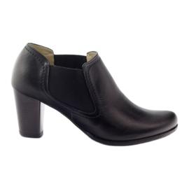 Gregors 553 zapatos negros de mujer
