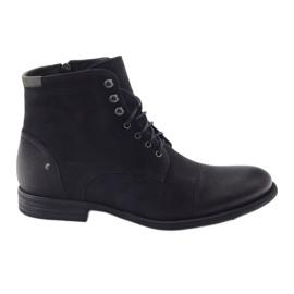 Botas botas de invierno Pilpol C831 negro