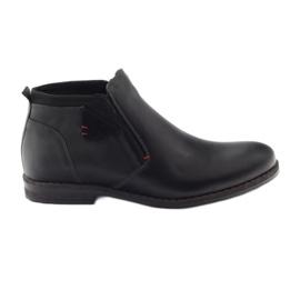Botas de invierno para hombre Nikopol 622 negro