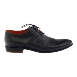 Zapatos Pilpol PC007 negro nuevo