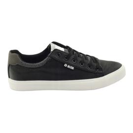 Zapatillas deportivas Big Star 174004 cz. negro