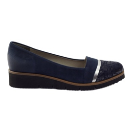 Edeo Lordsy Pomegranate Navy 2325