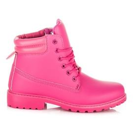Seastar Botas tramperos de las mujeres rosa