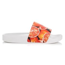 Vices Zapatillas Citrus naranja