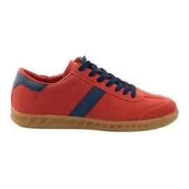 Zapatillas deportivas DK 83104 rojas