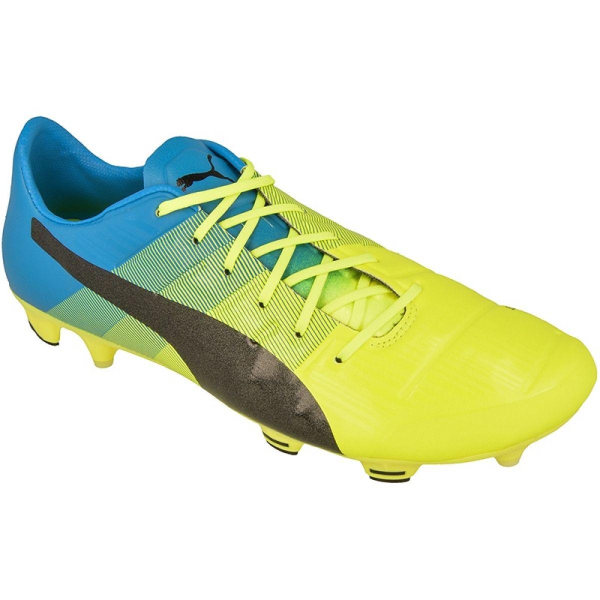 bae00be02cc Botas de fútbol Puma evoPOWER 1.3 Fg M 10352401 - ButyModne.pl
