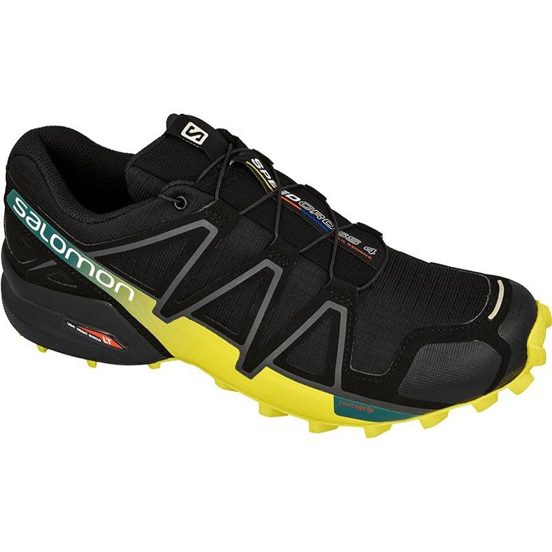 Zapatillas de running Salomon Speedcross 4 M negro