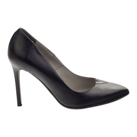 Edeo Pumps On High Heel 3180 negro