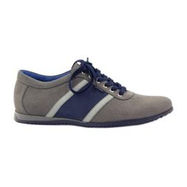 Zapatillas deportivas gris badura 3360