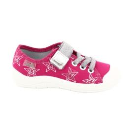 Zapatillas de niña con estrellas Befado