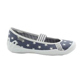 Zapatillas de niña befado 193y064 estrellas