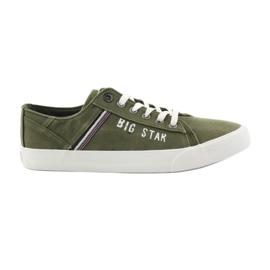 Zapatillas Big Star 174315 Zapatillas Kaki. verde