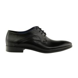 Negro Botas zapatillas Badura 7589