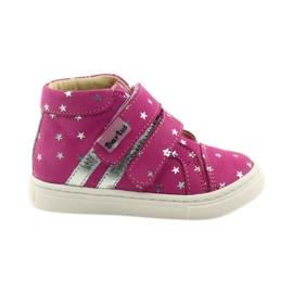 Zapatos de niñas en las estrellas de Bartuś.