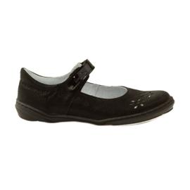 Ren But negro Zapatillas bailarinas de chicas de Ren pero 4351