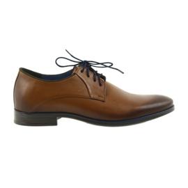 Zapatillas marrones para hombre Nikopol 1644 marrón