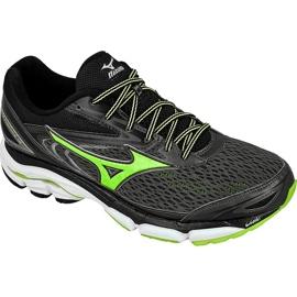 Zapatillas de correr Mizuno Wave Inspire 13 M J1GC174441 negro