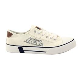 DK Zapatillas deportivas 0024 blancas blanco