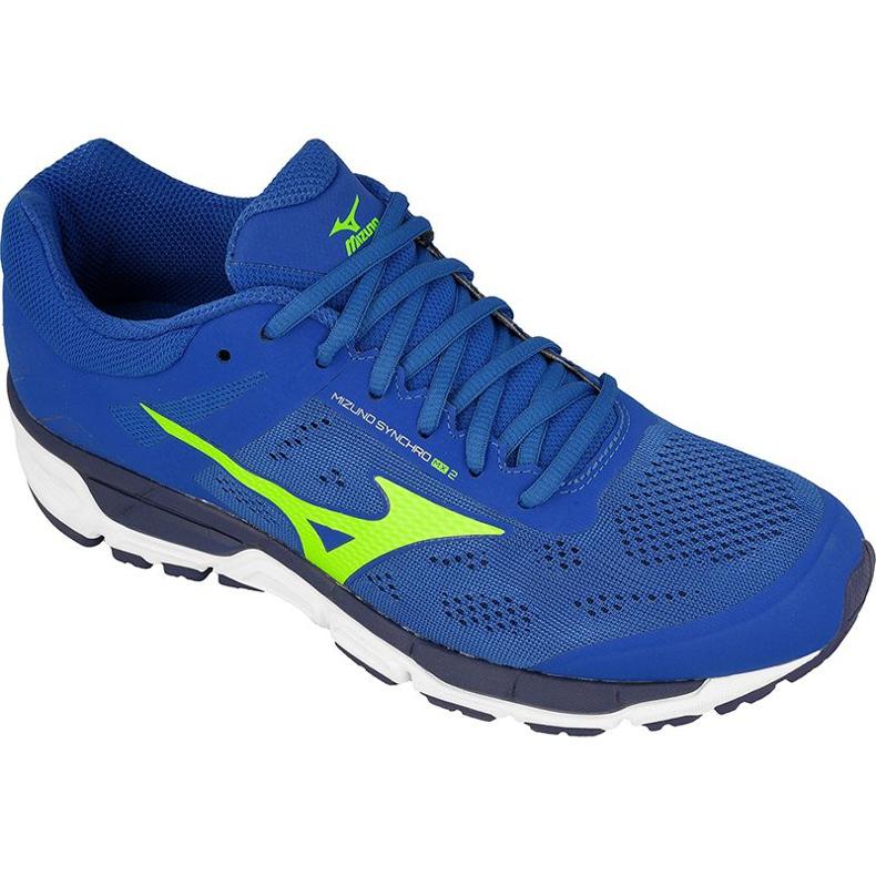 Zapatillas de correr Mizuno Synchro J1GE171941 azul