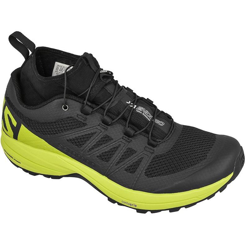 Zapatillas de correr Salomon XA Enduro M L39240700 negro