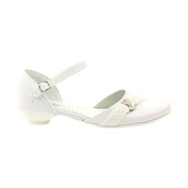 Blanco Cortesía de bailarinas de comunion miko 714 blancas.