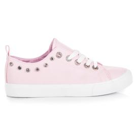 Seastar Zapatillas decorativas de color rosa