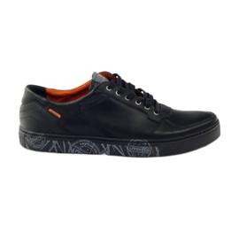 Calzado deportivo de hombre Badura 3361 negro