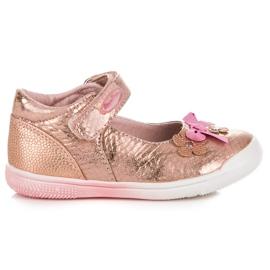 American Club Zapatos de primavera americana rosa