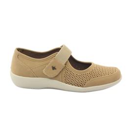 Zapatillas súper cómodas Aloeloe marrón