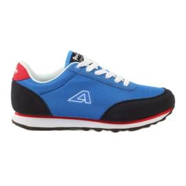 American Club Zapatillas deportivas azul americano