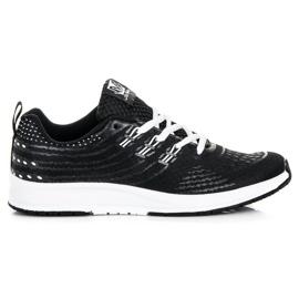 Ax Boxing Zapatos para correr para mujer negro
