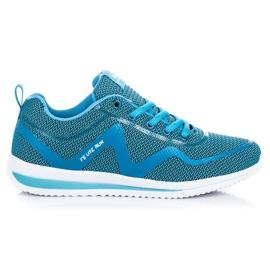Ax Boxing azul Calzado deportivo casual