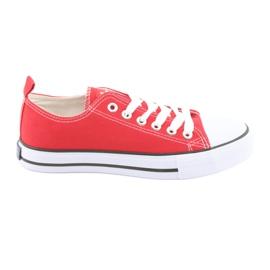 American Club Zapatillas rojas del club americano rojo