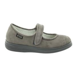 Zapatillas de mujer befado pu 462D001 gris