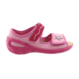 Calzado infantil befado pu 433X032 rosa