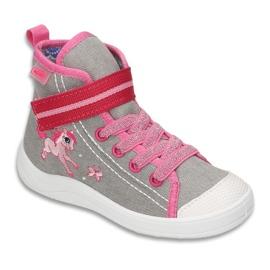 Gris Calzado infantil befado 268X059